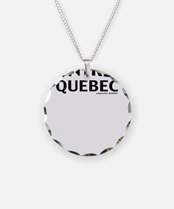 Montreal, QC Necklace