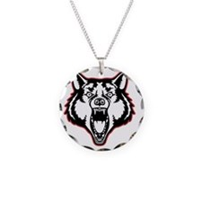 wolf-1-T Necklace