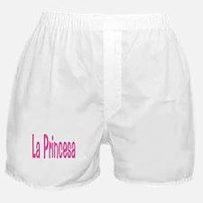 """""""La Princesa"""" Boxer Shorts"""
