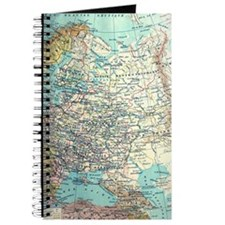 Russian Map Journal