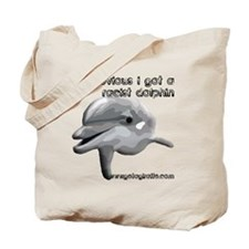 dolphin000 Tote Bag