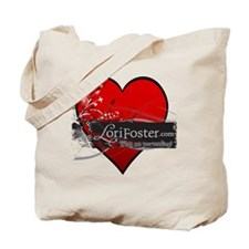 heart - What are you reading? Tote Bag