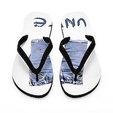 never-nude Flip Flops