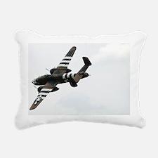 B25 Mitchell Rectangular Canvas Pillow