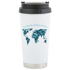 world2 Travel Coffee Mug