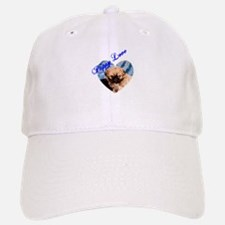 Puppy Love Baseball Baseball Cap