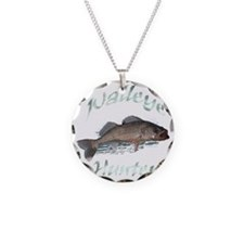 Walleye hunter Necklace