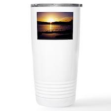Lake-Rotorua-Sunrise-birds-182- Travel Mug