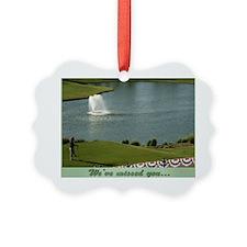 FirstTee-6x4_card Ornament