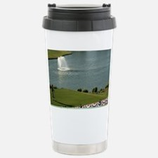 FirstTee-6x4_card Stainless Steel Travel Mug