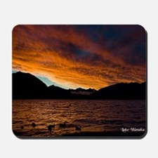 8077-Lake-Wanaka-Sunset5-7- Mousepad