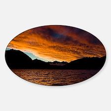 8077-Lake-Wanaka-Sunset5-7- Decal