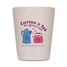 CoffeeTeaMug Shot Glass