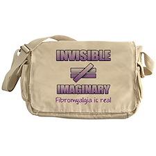 Fibromyalgia Is Not Imaginary Messenger Bag