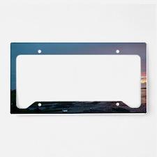 Delight Beauty License Plate Holder