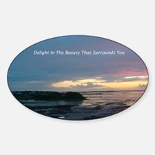 Delight Beauty Decal