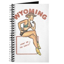 Wyoming Pinup Journal