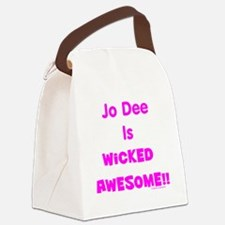 JDMAwesome Canvas Lunch Bag