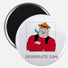 DESPERATE DAN Magnet