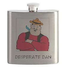 DESPERATE DAN Flask