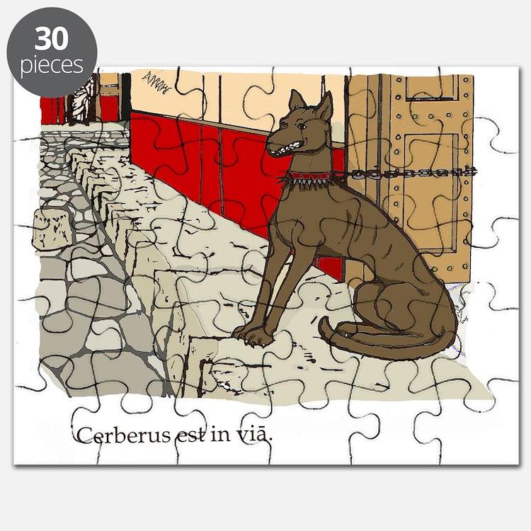Cerberus colour Puzzle