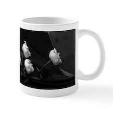 2-lily of the vallyl bw Small Mug