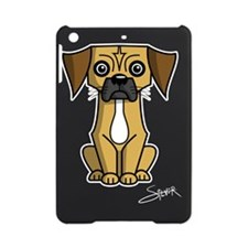 SS_Puggle-by-Silver-dark iPad Mini Case