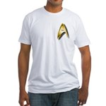 A unique Star Trek Fitted T-Shirt