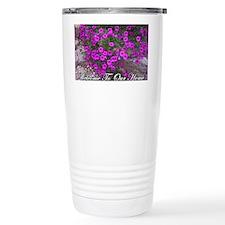 GARDEN SIGN 7. Travel Coffee Mug