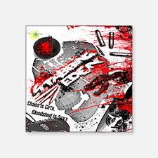 """album.gif Square Sticker 3"""" x 3"""""""