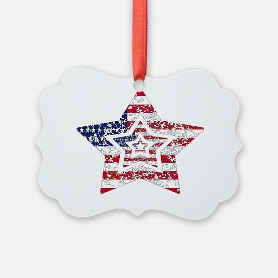 Flag-000004 Ornament
