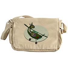 2-Bird-Dog-cartoon-png. Messenger Bag