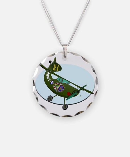 2-Bird-Dog-cartoon-png. Necklace