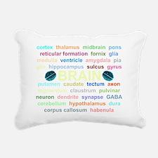 wordst2 Rectangular Canvas Pillow