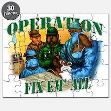 Operation Fix Em All Puzzle