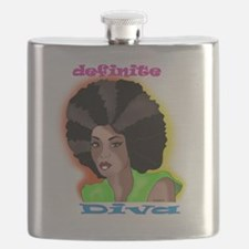afro Flask
