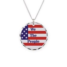 We the People Necklace