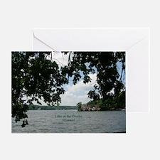 Ozarks Greeting Card