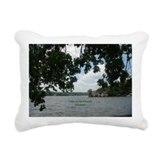 Ozarks Rectangular Canvas Pillow