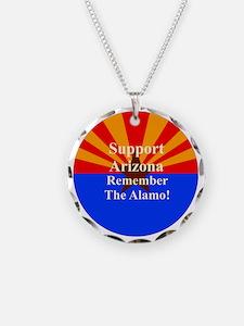 Arizona Alamo Necklace