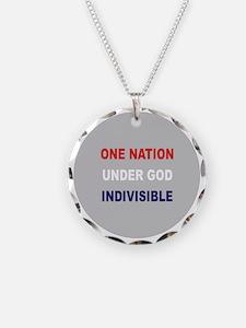 One Nation Under God Necklace