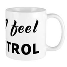 Today I feel in control Mug