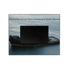Tugboat Picture Frame
