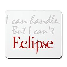 Eclipseblack Mousepad