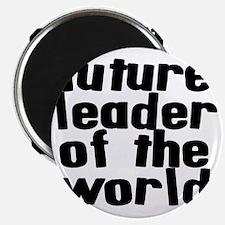 leader_of_the_world Magnet