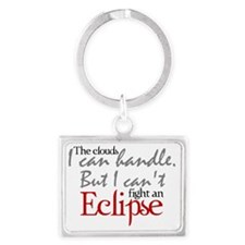 Eclipse Landscape Keychain