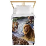 Tiger Twin Duvet Covers