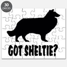 Got Sheltie Puzzle