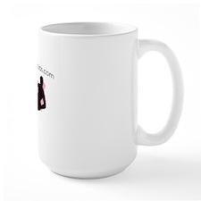 testhorizontalstickere Mug