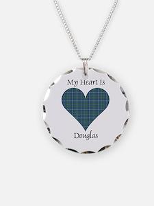 Heart - Douglas Necklace Circle Charm